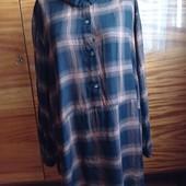 Рубашка-туника на королевские формы(пог-76 см)