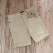 Шикарные фирменные джинсовые шорты девочке 10 лет. Сотни лотов.