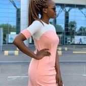 Крутое спорт платье