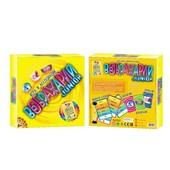 Настольная игра на ассоциации для детей Hobby World Воображарий Junior 0134R-12 |