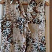 шифоновая блуза производство Турция