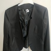 Красивый пиджак H&M, размер 12