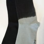 2 пары! Носки с градиентом цвета Livergy Германия 43/46 размер, качество супер