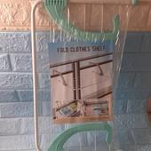 Съемная сушилка для одежды Fold Clothes Shelf