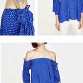 Стильная женская блуза Zara, размер хс