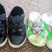 Взуття для дівчинки 2 пари в лоті