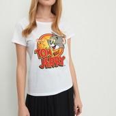 Футболка с принтом Tom&Jerry от House р. C