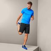 ☘ Якісні спортивні шорти Dryactive Plus, Tchibo (Німеччина), р.: 52-54 (L евро)