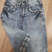 Джинсовые шорты, на мальчика, летние, смотрите замеры.