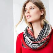 ☘ Красива шаль-снуд для створення стильного образу отTchibo (Німеччина), розмір універсальний