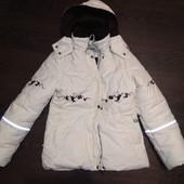 Зимняя куртка на девочку Lenne. Размер 152.