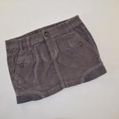 ❀Велюровая мини юбка, от Zuiki, Италия