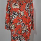 Собираем лоты!!!Блуза-реглан меланж, размер XXL