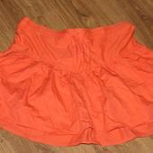 юбка от Divided на лето, качество супер! коттон 100% легкая! на широкие бедра сядет отлично