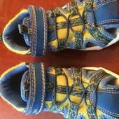 босоножки, сандали, размер 25 встелька 16 см, Funny kids. сост. хорошее