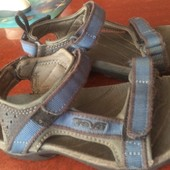 босоножки, сандали, размер 29 встелька 18,5 см, Teva. сост. отличное