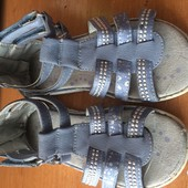 босоножки, сандали, размер 28 встелька 17,5 см, Funny. состояние отличное