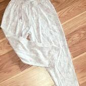 Тонкие трикотажные Детские домашние пижамные штаны для девочки 2-3 лет