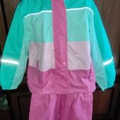 """Новий костюм дощовик""""Alive kids"""" 128 розм."""