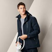 ⚙Якісна вітрозахисна дощова куртка от Tchibo(Германия), рр.: 52-54 (L евро)