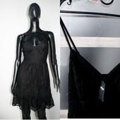 Качество! Красивое кружевное платье от американского бренда Hollister
