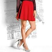 esmara.стильная мини юбка М40/42+6замеры