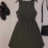 Красивое платье , хаки ! УП скидка 10%