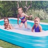 Надувной детский бассейн семейный Intex 305*183*56 см   детский басейн   дитячий надувний басейн
