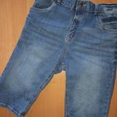 Джинсовые шорты для мальчика. На 14 лет, на рост 164