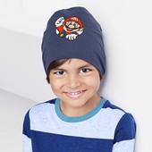 ⚙ Якісна шапочка Super Mario, органічна бавовна Tchibo (Німеччина), розмір: універсальний