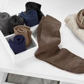 лот =6 пар! Носки из высококачественного органического хлопка Tchibo германия размер 41-43
