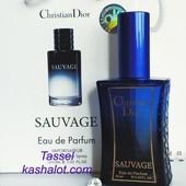 Модный, стильный,провокационный Christian Dior Sauvage в подарочной упаковке с феромонами (фото 1)