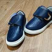 Туфли детские стелька 20 и 20.5см.