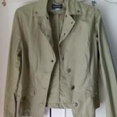 Летняя куртка, пиджак, размер 38-40 евро.