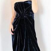 Качество! Вечернее платье/есть бретели и внутри на продольных косточках, от бренда George