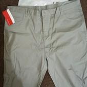 Распродажа !!!! последний размер .Мужские брюки тонкие летние котон