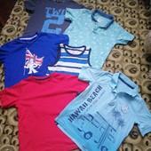 4 футболки +1 майка