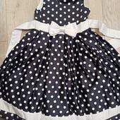 Платье нарядное 8 лет,в идеале.