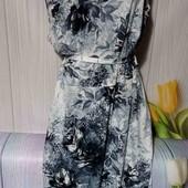 Вау! Обалденное лёгенькое платьице размер 54/56