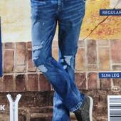 Старт=блиц!Классные джинсы лимитир.серия Livergy&Cherokee