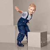Детский комбинезон для непогоды от ТСМ Tchibo Германия размер 122/128