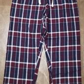 Мужские фланелевые штаны для дома и сна Livergy размер XXL 60 /62)