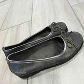 Туфли кожаные Dockerc и Bronx 37размер. Одним лотом