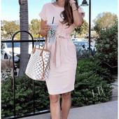 Летнее легкое платье. Размер 42-44