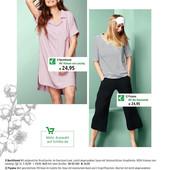 ☘ Ніжна нічна сорочка від Tchibo (Німеччина), розміри наші: 50-52 (44/46 євро)