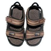 Резиновые непромокаемые сандалии для мальчика, стелька 16, 5 см