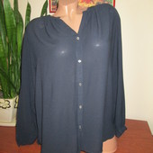 Класична блуза-рубашка H&M Розм 10/40