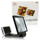 Увеличитель экрана 3D подставка для телефона Enlarged Screen Mobile Phone