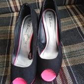 ✔️Шикарные туфли VOX shoes, размер 41, стелька 26 см (мах)!!!