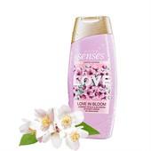 Крем-гель для душа «Любовь в цветении. Лепестки и цветы жасмина », 250 мл!!!